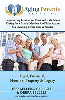 Book Aging Parents Planning: Legal, Financial, Housing, Property & Legacy