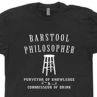 Barstool philosophers t shirt philosophy craft for Funny craft beer shirts