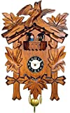 Alexander Taron Importer 0930QPT Battery Operated Black Forest Cuckoo Clock