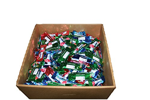 AirHeads Mini Bars Case, Assorted, Non Melting, 25 Pound