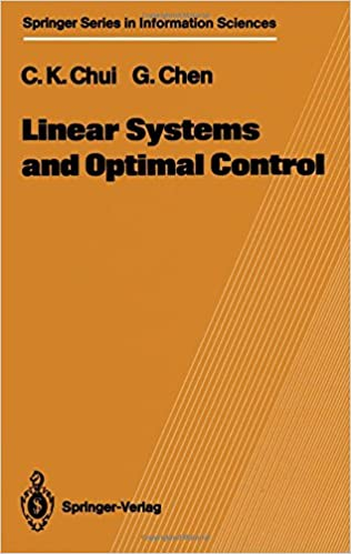 Linear Control Systems Pdf
