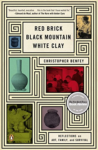 Red Brick, Black Mountain, White Clay: Reflections on Art, Family, and Survival (Black And Red Artwork)