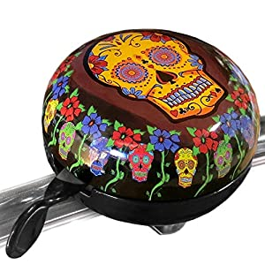 Clean Motion Big Sugar Skull Ding Dong Bell from Clean Motion