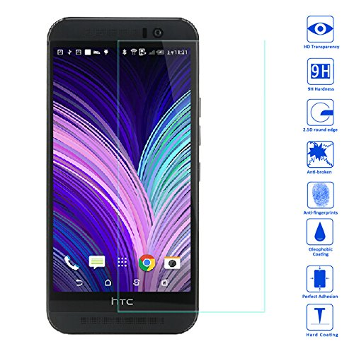 0.3mm Tempered Glass Screen Protector for HTC One Mini2 - 1