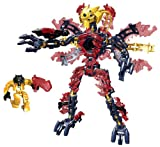 : Mega Bloks NEO Shifters Robot -Tephra Rhy -Templar Warrior