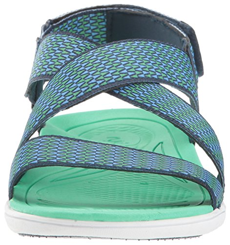 Ryka Damen Belmar Athletic Sandale Navy blau