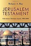 Jerusalem Testament, Melanie A. May, 0802864856