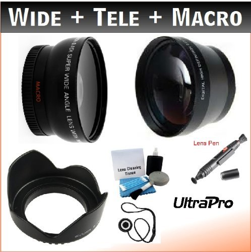 Essential Camcorders Telephoto UltraPro Accessory