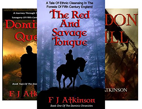 The Dominic Chronicles (6 Book Series)