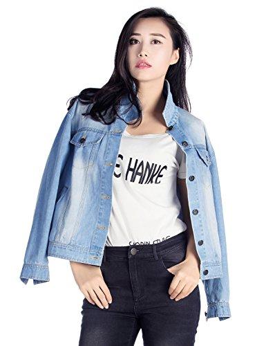 Junior Fashion Denim Jacket - 1