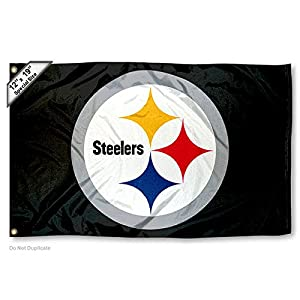 Pittsburgh Steelers Boat and Golf Cart Flag by Wincraft