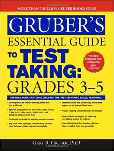 Gruber's Essential Guide to Test Taking: Grades 3-5: Gary Gruber ...