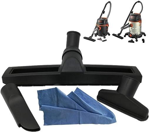 BXVC - Kit de repuesto para aspiradoras Bidón Black&Decker – 4 piezas cepillo de suelo – boquillas para alfombras, asientos, alfombrillas de coche, accesorios: Amazon.es: Hogar