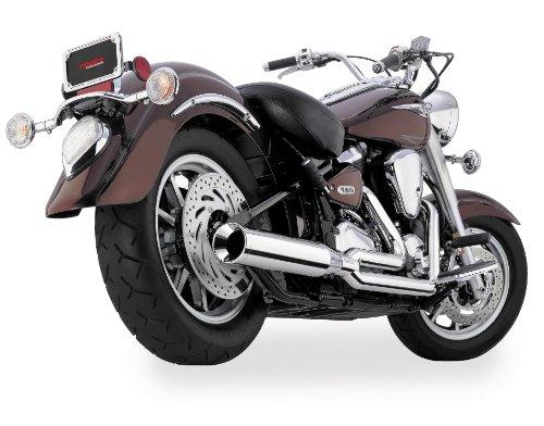 Cobra Power Pro HP 2-Into-1 Exhaust Chrome 2471