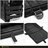 TACWINGS Tactical Vest Modular Lightweight Durable