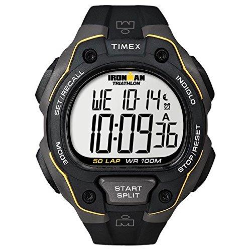 Timex Ironman 50-Lap Black