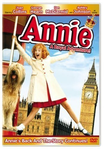 Annie - A Royal Adventure by Sony Pictures Home Entertainment by Ian Toynton