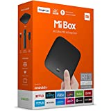 Original Mi Box 4K HDR WiFi/Dolby/DTS Android TV 8GB Media Streamer