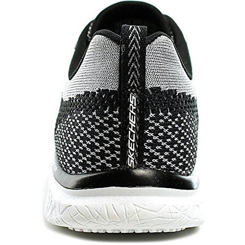 Skechers Studio Burst - Virtual Reality Damen US 7.5 Schwarz