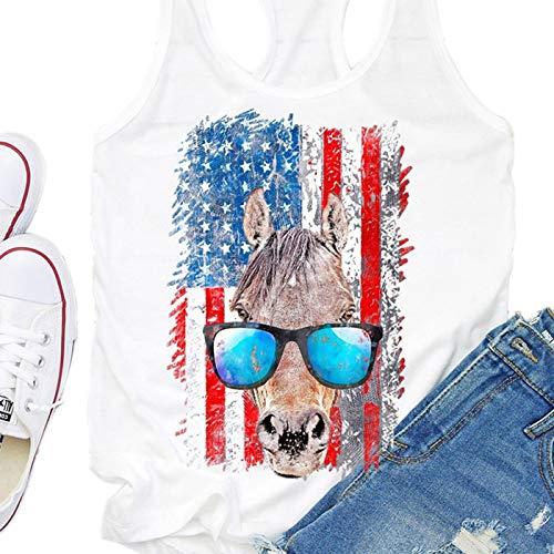 4th of July Shirts for Women, American Shirt