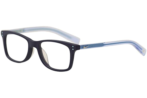 Nike Boy\'s Youth Eyeglasses 4KD 410 Matte Obsidian Optical Frame ...