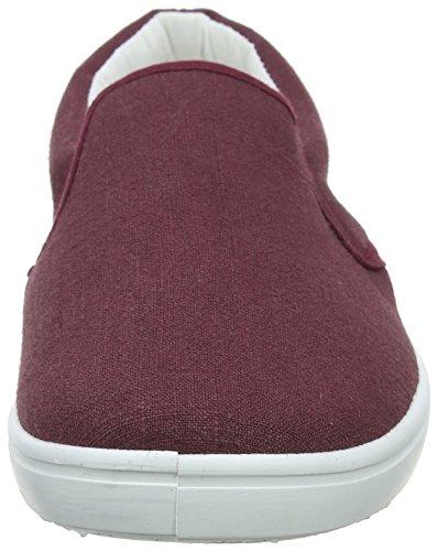 Look On Dark Slip Burgundy New Rosso Sneaker Sam 67 Infilare Uomo ZgwdqF7n