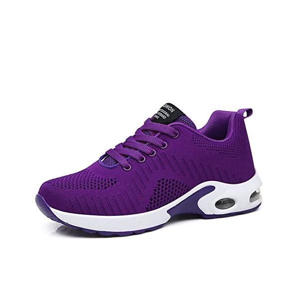 FLARUT Running Shoes Womens Lightweight Fashion Sport Sneakers Casual Walking Athletic...