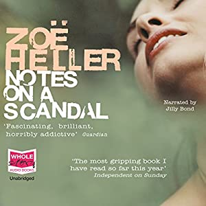 Notes on a Scandal Audiobook