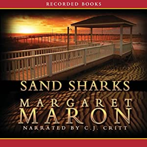 Sand Sharks Audiobook