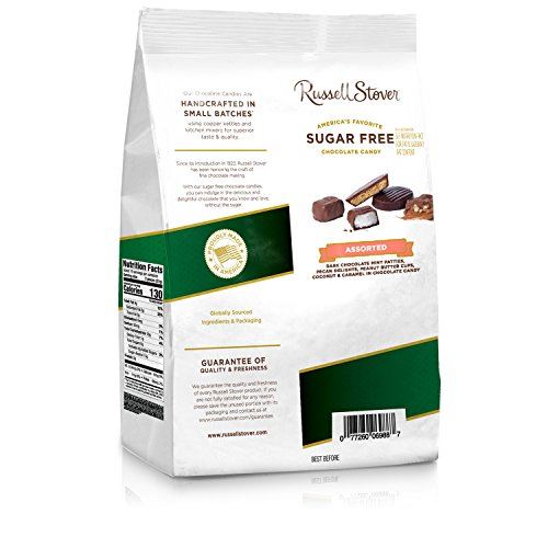 Russell Stover Sugar Free Assortment, 17.85 Ounce Bag, 4 Count by Russell Stover (Image #2)