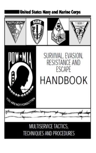 Survival, Evasion, Resistance, and Escape Handbook (SERE) by [U.S.  Marine Corps]