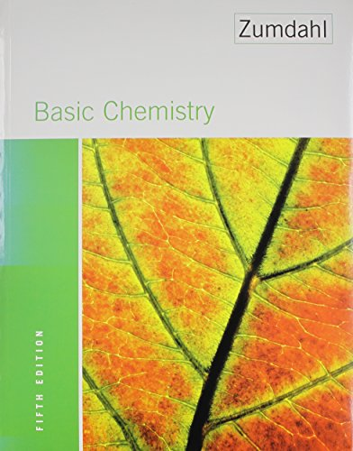 Basic Chemistry With Student Supplement Package 5th Ed + Brault Chemistry Survival Skills