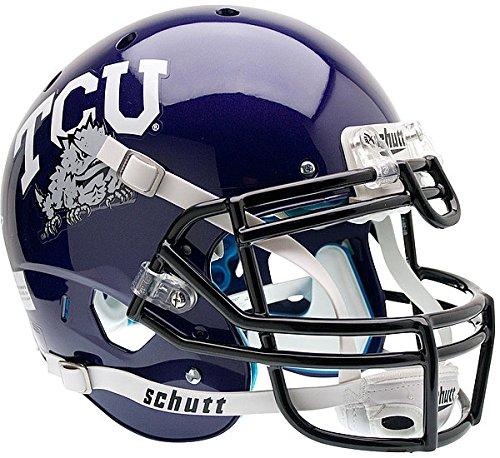 Authentic College Football Helmet - 7