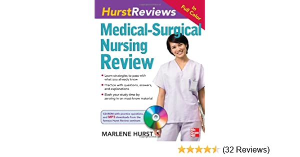 Hurst reviews medical surgical nursing review 9780071597524 hurst reviews medical surgical nursing review 9780071597524 medicine health science books amazon fandeluxe Images
