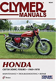 Pleasing Amazon Com Haynes Repair Manual 131 For Honda Cb750 Cb 750 K F Four Wiring Digital Resources Sapredefiancerspsorg