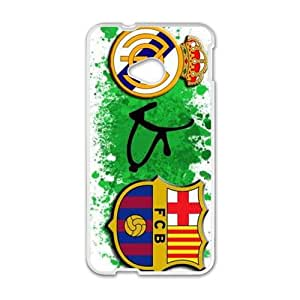 BYEB Spanish Primera Division Hight Quality Protective Case for HTC M7