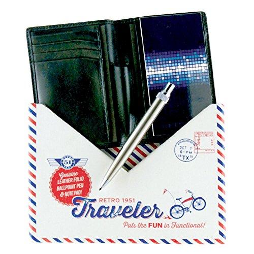 Retro 51 Traveler Leather Set TRV-01 ()