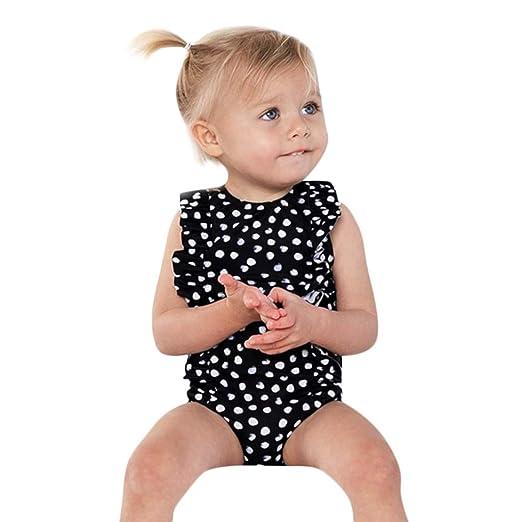 Sharemen Fashion Girl Polka Dot Bow Cute One-Piece Swimsuit