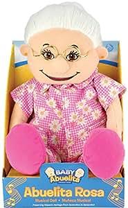 Amazon Com Kids Preferred Baby Abuelita Rosa Toys Amp Games
