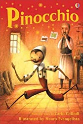 Pinocchio. : Book with CD