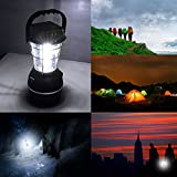 Solar-Lantern-AGPtek-5-Mode-Hand-Crank-Dynamo-36-LED-Rechargeable-Camping-Lantern-Emergency-Light-Ultra-Bright-LED-Lantern-Car-Charge-Camping-gear-for-Hiking-Emergencies-Hurricane-Outages