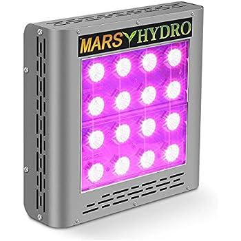 Amazon Com Led Grow Lamps Full Spectrum With Uv Amp Ir