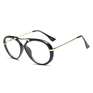 Juleya Vintage Style rétro Cercle lunettes de soleil rond objectif pour les femmes C7 d5moxnx39