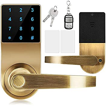 Digital Lock Xinda Lock With Remote Control Password