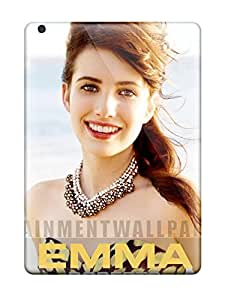 Ipad Case Cover With Emma Roberts?wallpaper Nice Appearance Compatible With Ipad Air