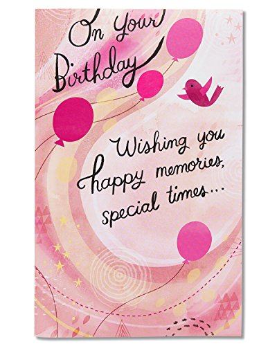 American Greetings Fun Surprises Birthday Card with Lights and Music