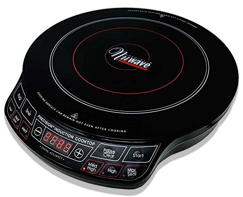 NuWave Precision Induction Cooktop 1300 Watts by NuWave PIC