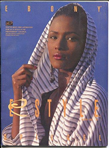 Ebony E Style Catalog-Spring 1994-Fashion Catalog For African-American - Styles Ebony