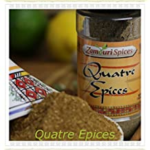 Quatre Epices French Four Spice 2 Oz By Zamouri Spices