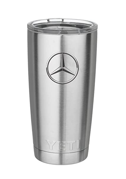 d315d4b973d Amazon.com: Mercedes Benz Double-Wall Vacuum Hot or Cold Insulated ...